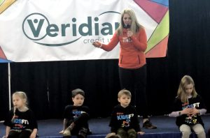 KidsFit on Veridian Stage